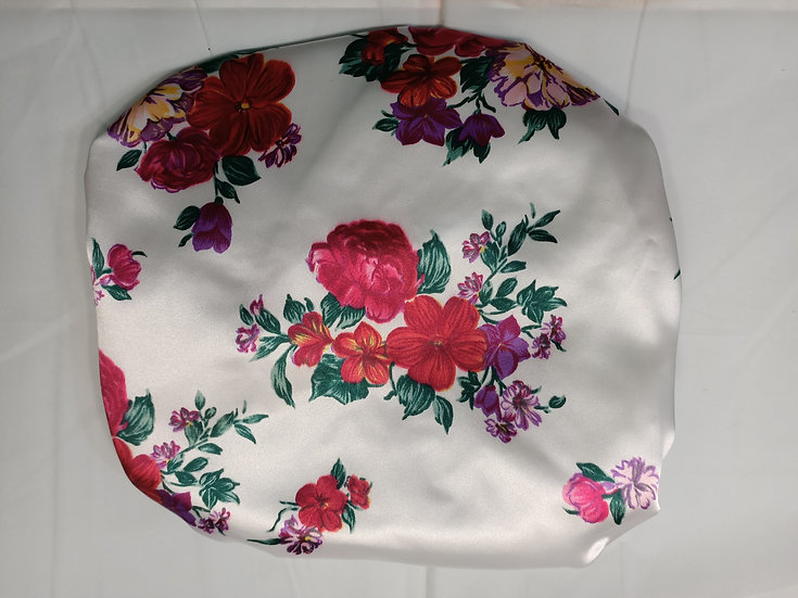 Fabulous Faye - XL handmade shower cap