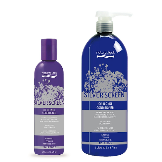 Natural Look Silver Screen Conditioner