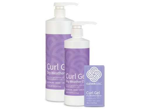 Curl Gel Dry Weather Clever