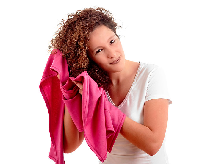 Full Size Breezy Tee T-Shirt Towel