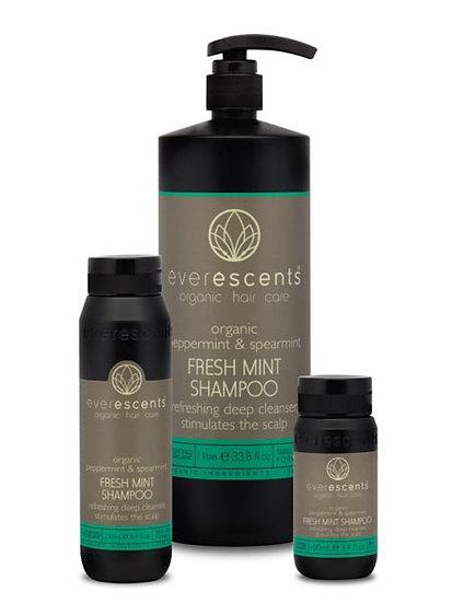 Fresh Mint Shampoo -Clarify and Refresh