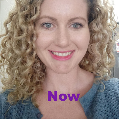 2 years of curly girl method