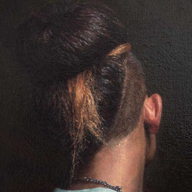 Détail : Portrait, 2020