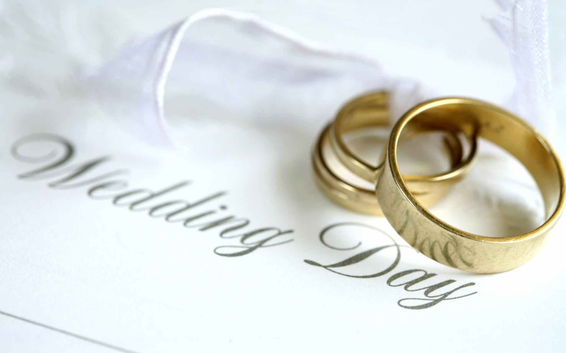 Paul Fish Productions Wedding Rings
