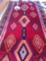 Kilim rug cleaning in Cape Town