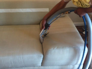 Upholstery steam cleaning in Cape Town