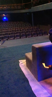 Cleaning theatre couches in Cape Town