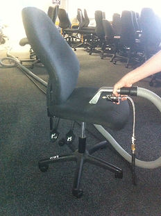 Office chair cleaning in Cape Town