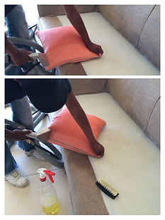 Cushion cleaning cleaning in Cape Town