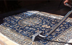 Persian rug steam cleaning in Cape Town