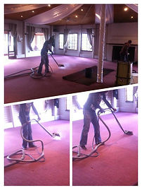 Office and conference room carpet cleaning, in CBD, Cape Town