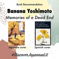 Book recommendation #1 Banana Yoshimoto