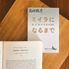 """Desert Dolphin"" by Masahiko Shimada 『砂漠のイルカ』📚by 島田雅彦"