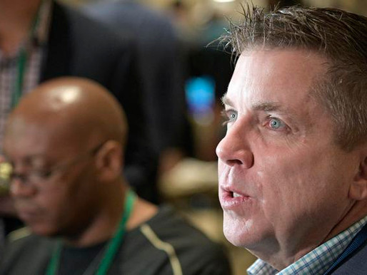 Sean Payton passionate about benefits of youth football