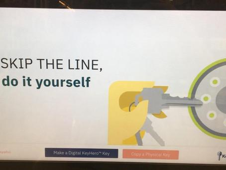 MinuteKEY, The Key-Cutting Vending Machine