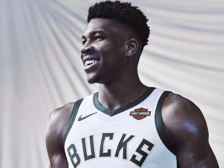 The Greek Freak Decides to Stay in Milwaukee