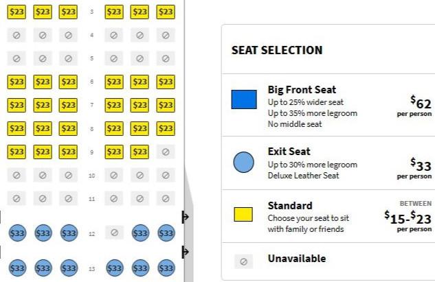 Spirit Airlines - No Frills Airline