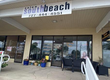 South Beach Salon Blues in Clearwater Beach