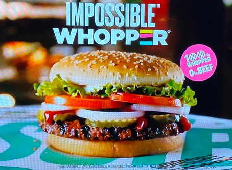 Should Burger King be sued for cooking the Impossible Whopper on a meat grill?
