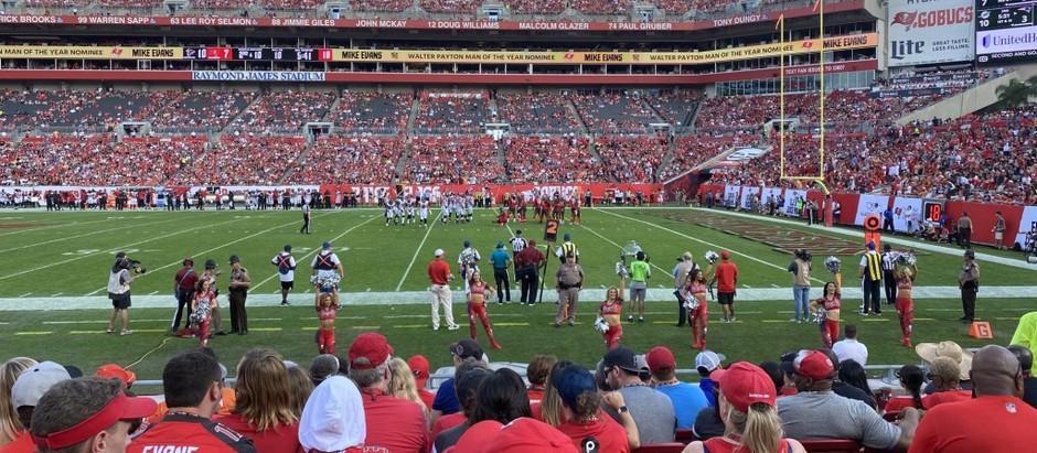 Raymond James Stadium & Tampa Bay Buccaneers Review