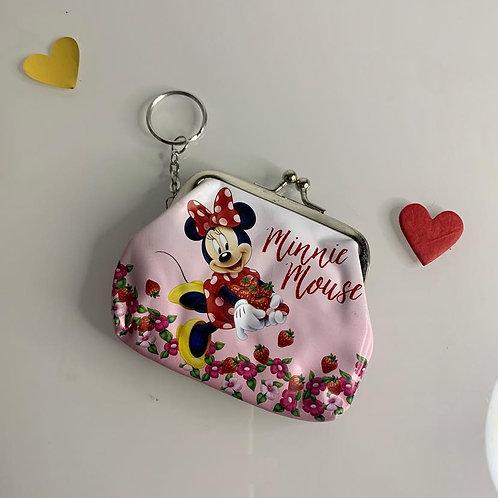 Disney Kinder-Geldbeutel Motiv Minnie