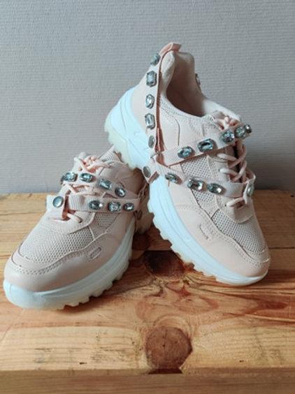 Sportschuhe Sneaker Rosa