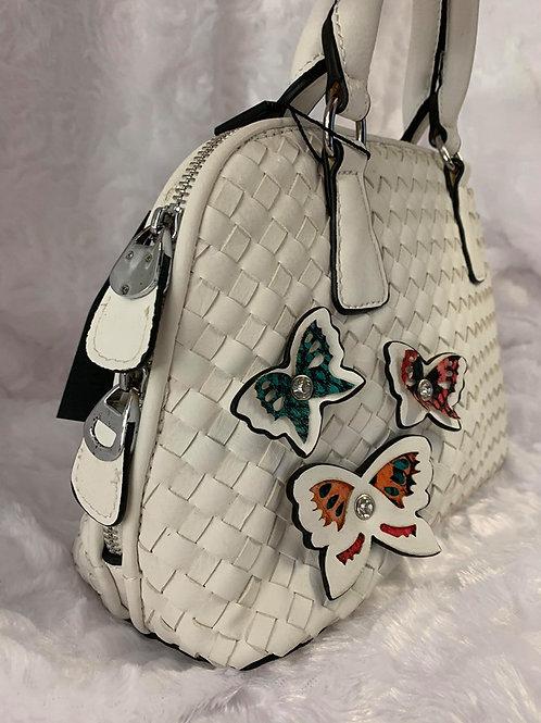 Handtasche mit Schmetterlinge