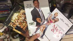 Grosse Auswahl an DVDs