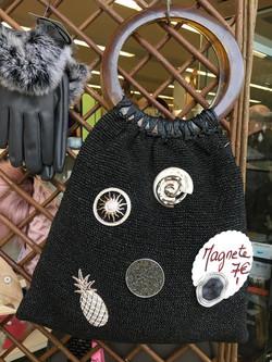 Magnete für Handtasche