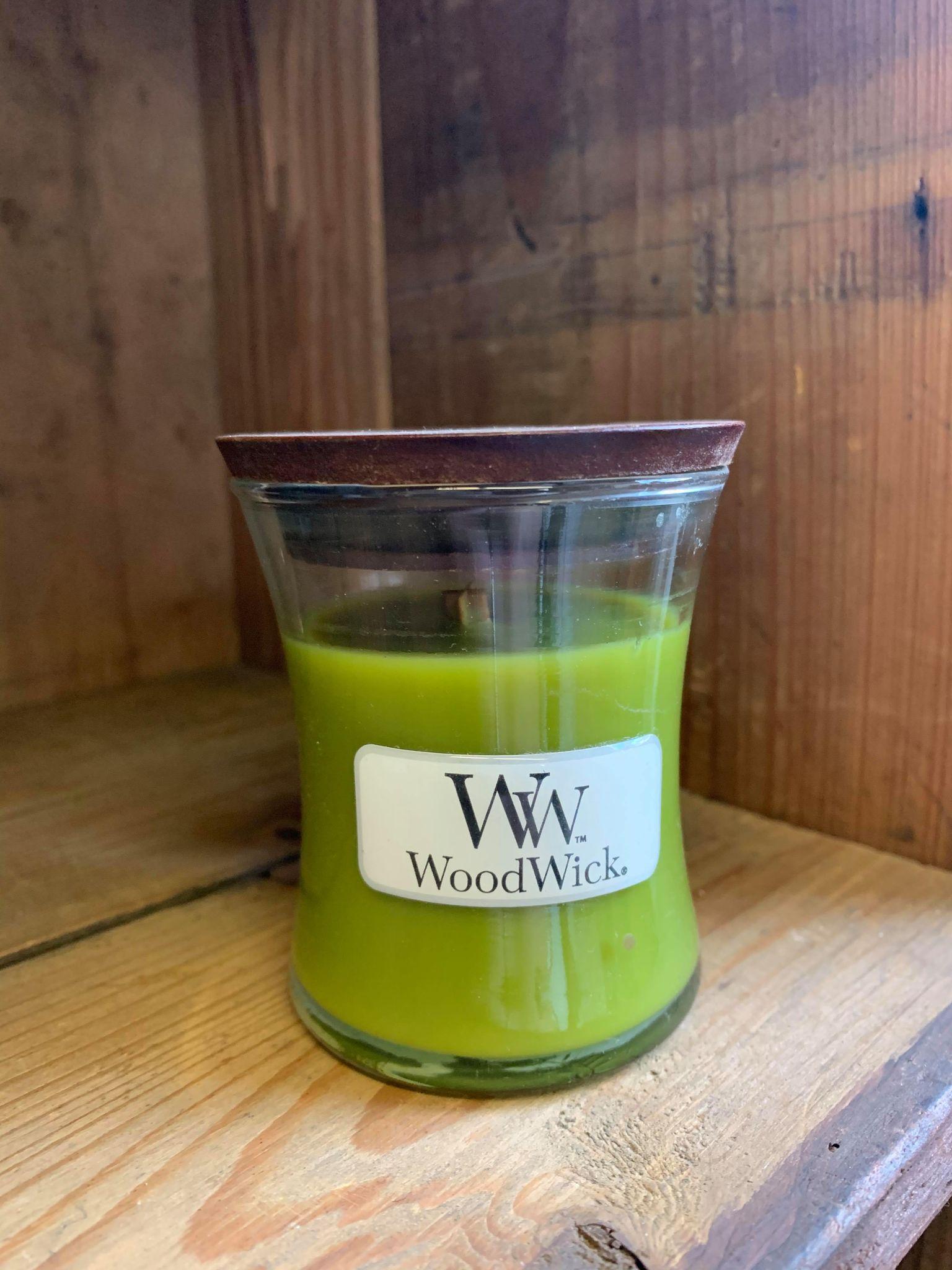 Woodwick Kerze