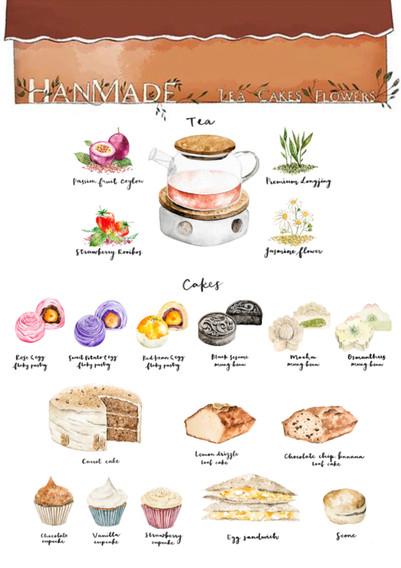 Hanmade Tea House