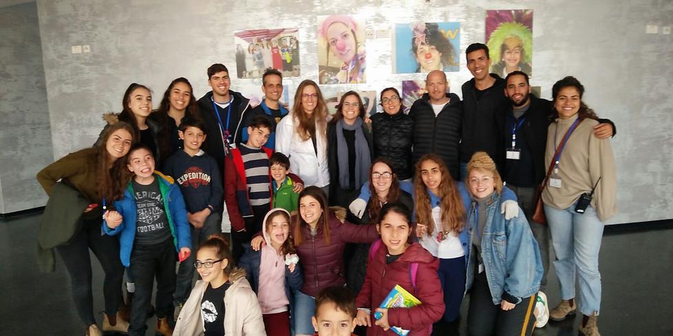 סופ״ש משפחות בכפר נהר הירדן - פברואר 2018 (1)