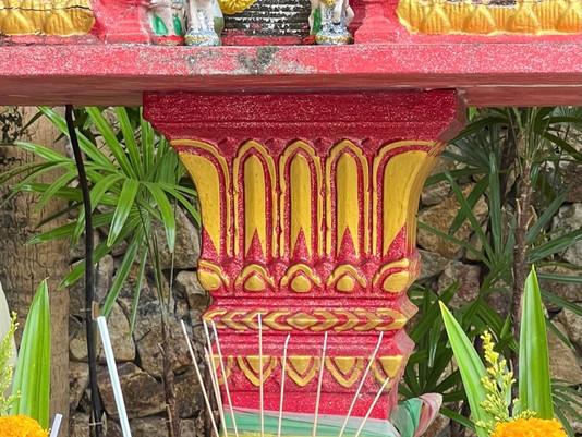 Thai Culture – Spirit Houses