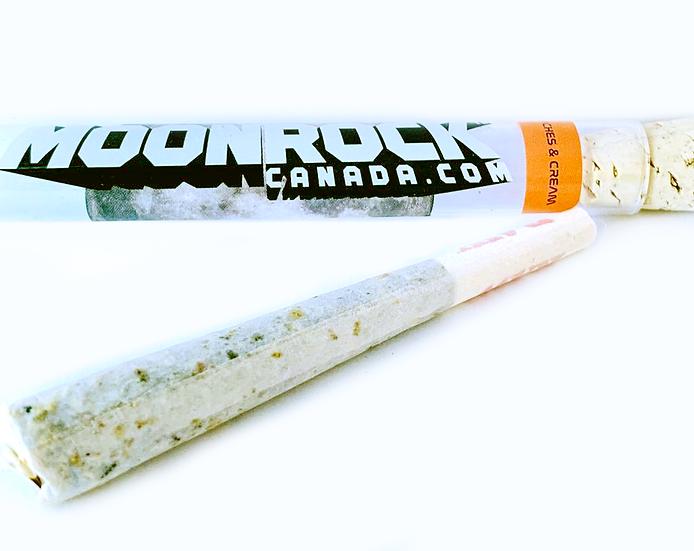 Moonrock - Peaches & Cream - Pre-Roll