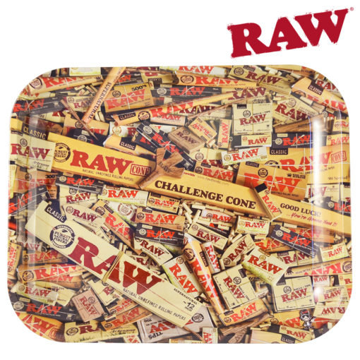 RAW® - Mix - Rolling Tray - Large