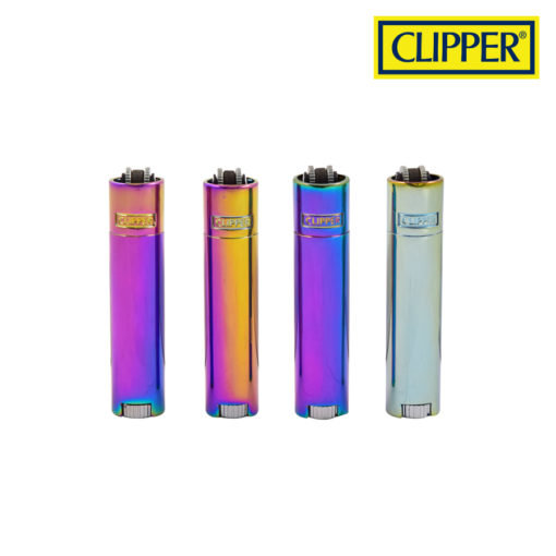 Clipper® - Micro Metal ICY Lighter