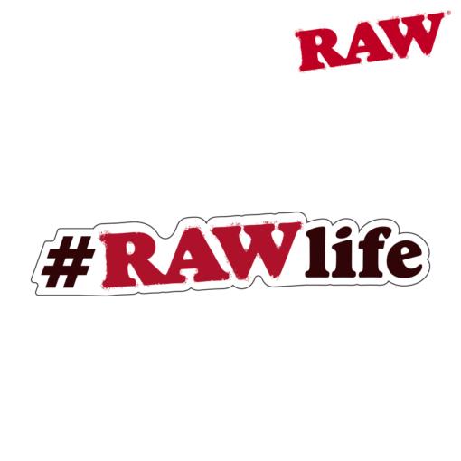 RAW® - Hashtag - Sticker