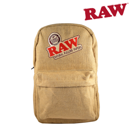 RAW® - Burlap Backpack – Lower Key Edition