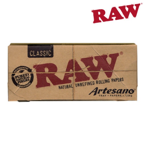 RAW® - Classic - Artesano King Size Slim - Rolling Papers