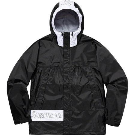 Supreme® - Taped Seam Jacket - BLACK - Large - SS19J22