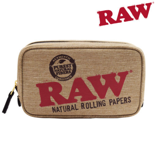 RAW® - Smell Proof Smokers Pouch - Medium