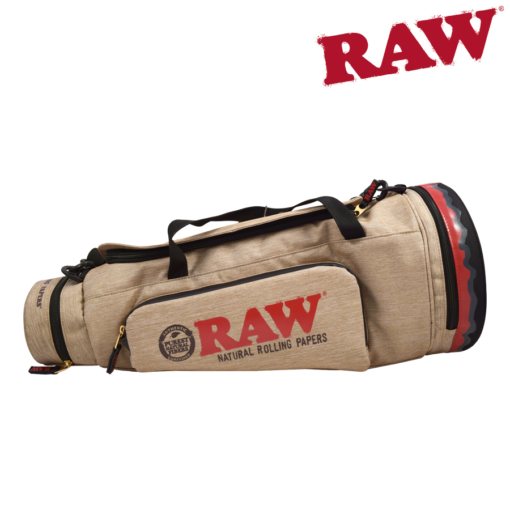 RAW® - Rolling Papers Cone Duffle Bag