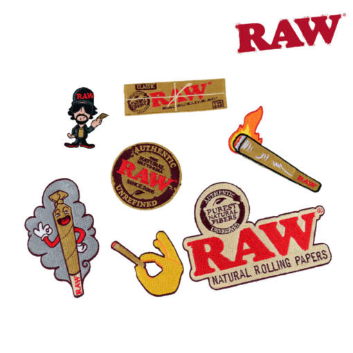 RAW® - Smokers Patch Collection
