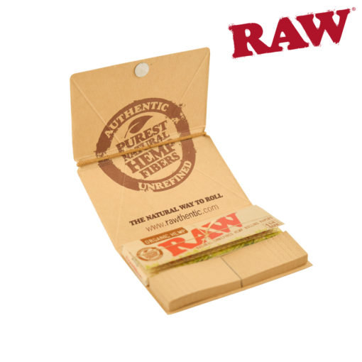 RAW® - Organic Hemp Artesano 1¼ - Rolling Papers