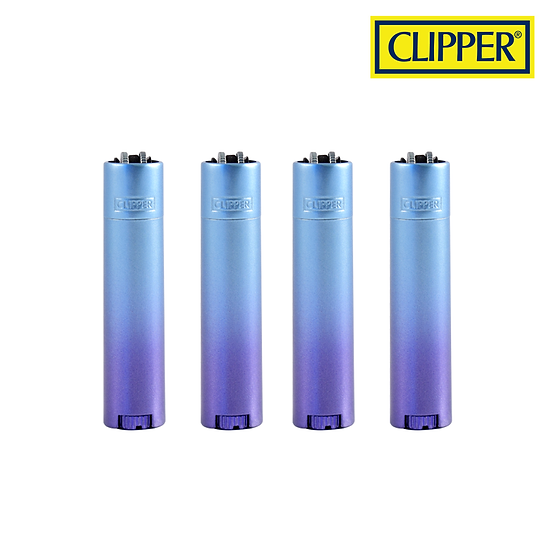 Clipper® - Gradient BLUE - Metal Collection