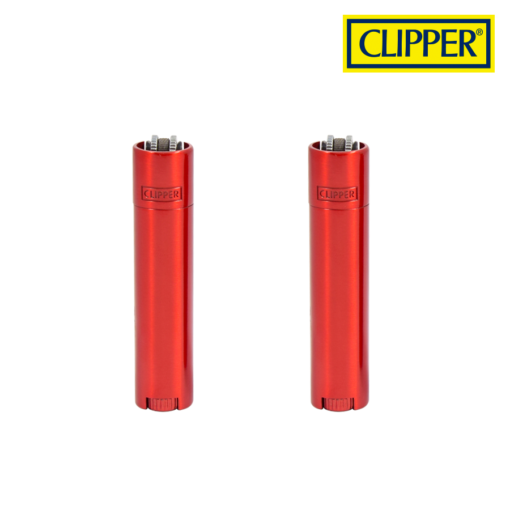 Clipper® - Red Devil - Metal Lighters Collection