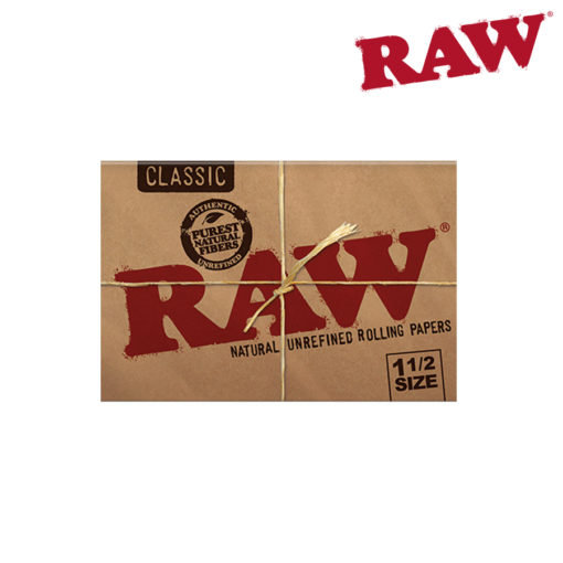 RAW® - Classic 1½ - Rolling Papers