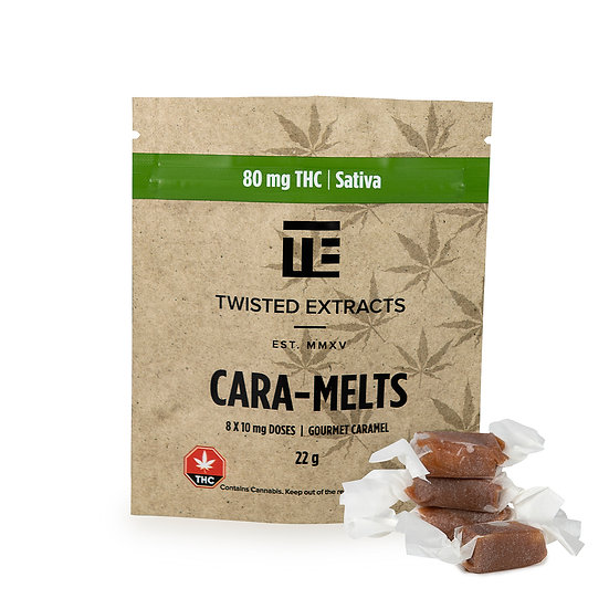 Twisted Extracts - Cara-Melts - Sativa