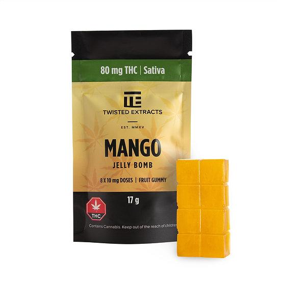 Twisted Extracts - Mango - Jelly Bomb - Sativa