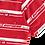 Thumbnail: Supreme® - Striped Racing Work Shirt